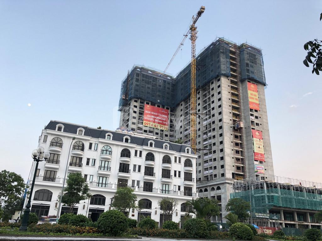 Bảng hàng ưu đãi ck 3.5% chung cư TSG Lotus Long Biên, nhận nhà03/2020