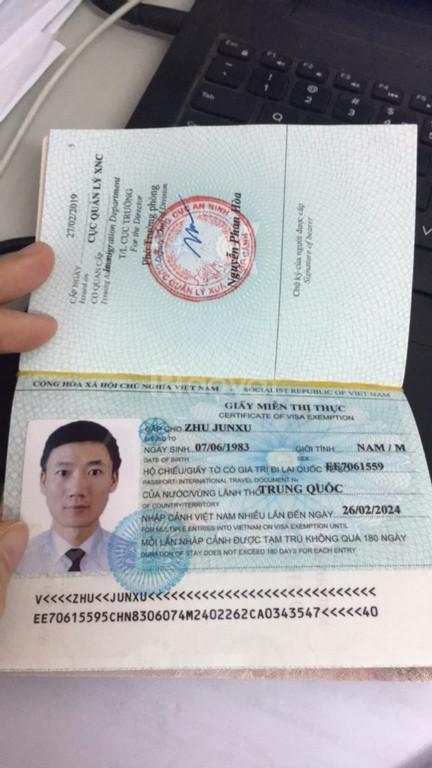 Visa, gia hạn visa giá tốt