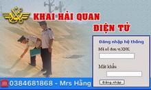 Khai giảng lớp khai hải quan tại Hà Nội