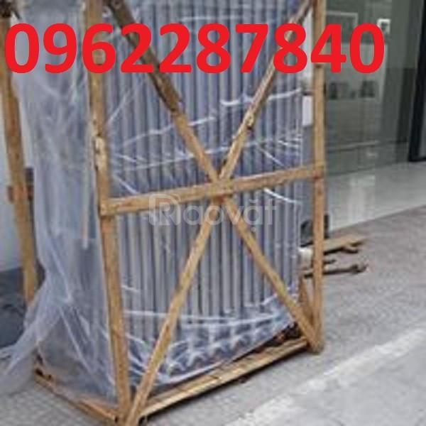 Nhận thầu lắp đặt cổng xếp tự động tại Đà Nẵng, Quảng Nam