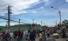 Bán lô góc 2 mặt tiền 100m2 KP4 Tân Định