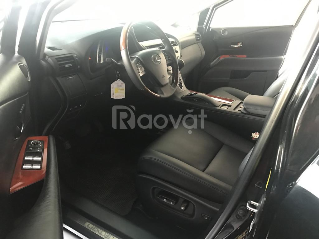 Lexus RX 450 Hibrid sx 2010
