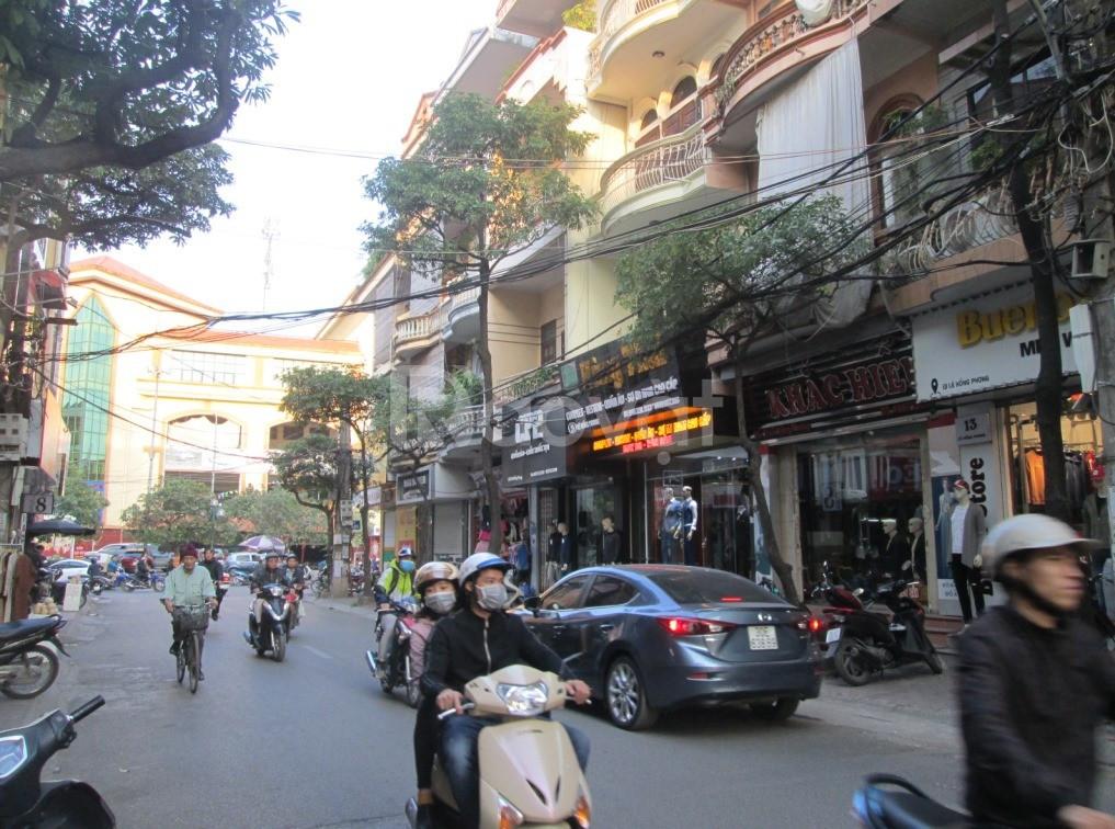 MP Lê Hồng Phong đoạn sầm uất gần chợ Hà Đông, 38m2