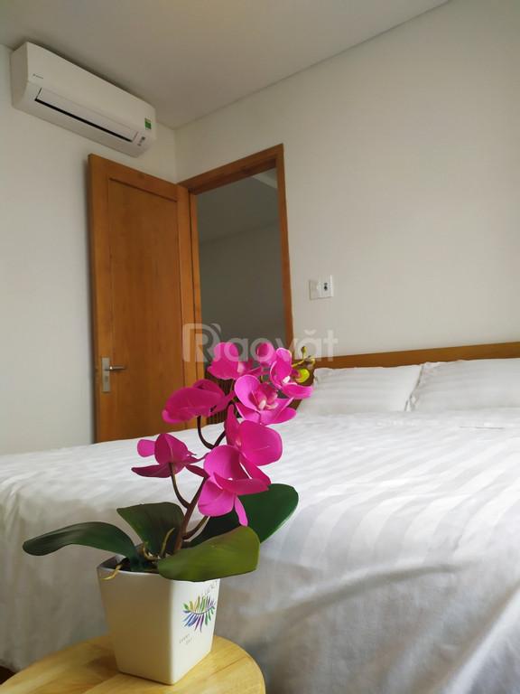 Căn hộ gần biển Phạm Văn Đồng, đầy đủ nội thất, giá rẻ