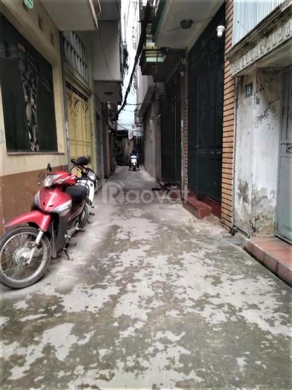 Bán nhà riêng ngõ 55 Dương Văn Bé,Vĩnh Tuy,Q.HBT, 35,5m,2.65 tỷ