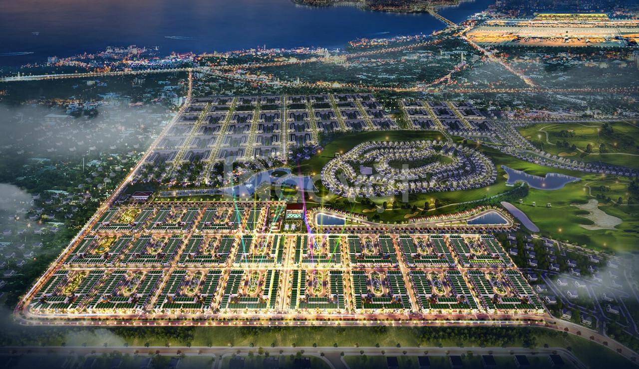 Đầu tư đất nền ven biển Bãi Dài Cam Ranh, sở hữu Casino riêng.