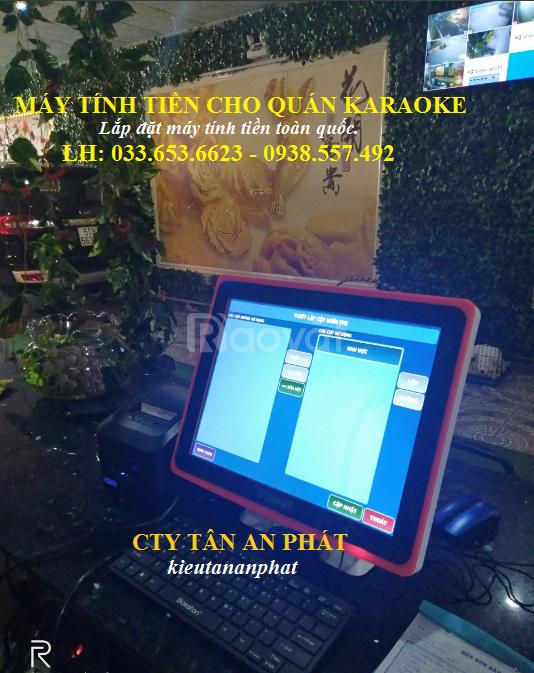 Bán máy tính tiền cho quán Karaoke tại TpHCM giá rẻ