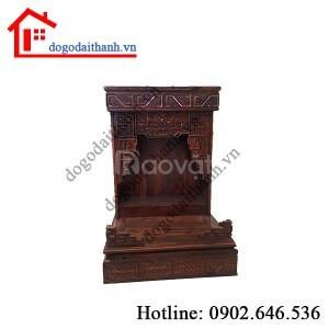 Tìm mua bàn thờ gia tiên giá rẻ, gỗ tự nhiên