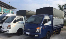 Xe tải Hyundai H150 l tải trọng 1T49-thùng dài 3m2-thể tích 2.4L l