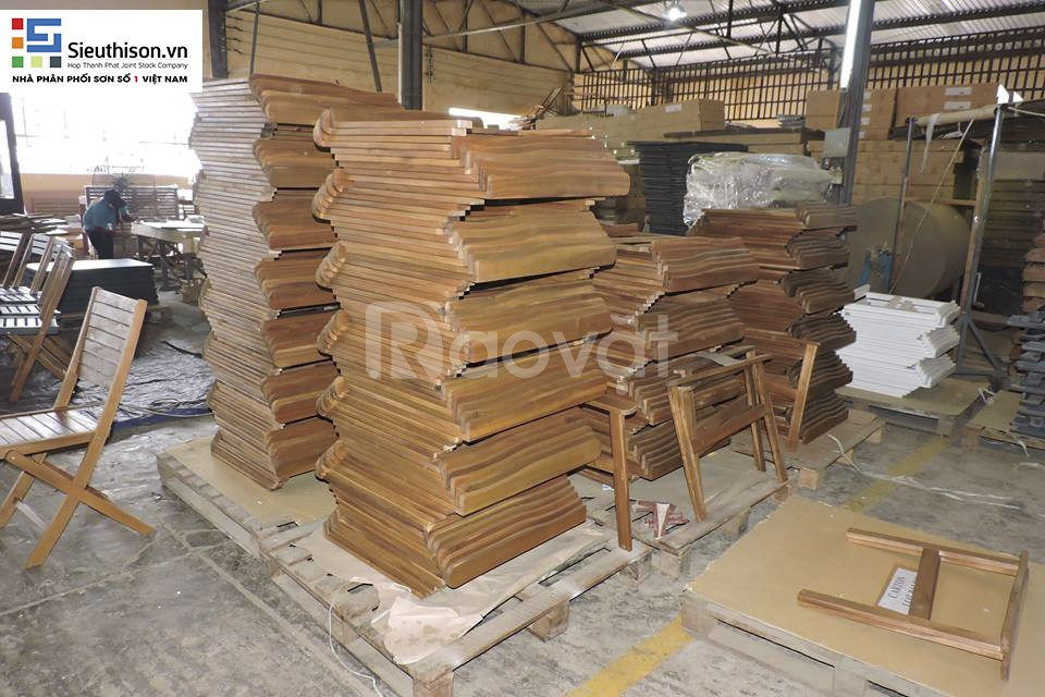 Phân phối sơn gỗ chất lượng cao tại Quảng Ngãi
