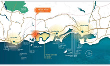 Đất biển Phú Yên chỉ 600tr/ sổ đỏ chiết khấu lên đến 1 cây vàng