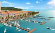 Shoptel 6 tầng mặt tiền 6.5m-9m view vịnh Hạ Long - Aqua City Hạ Long