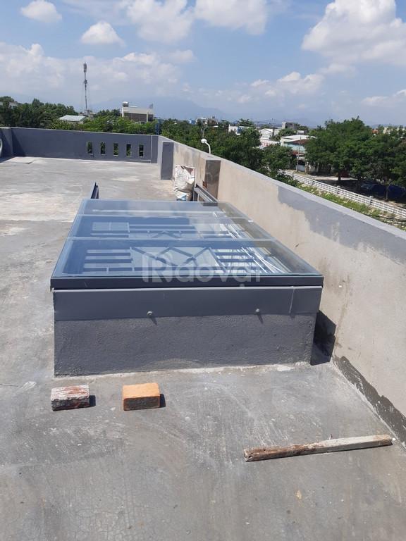 Mô tơ giếng trời tự động giá rẻ tại Đà Nẵng, Quảng Nam, Quảng Ngãi