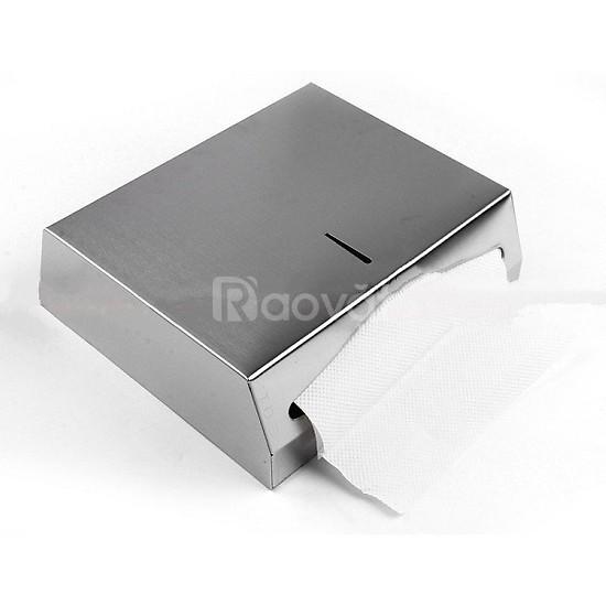 Bán hộp giấy lau tay treo tường, hộp đựng giấy tại Phú Quốc