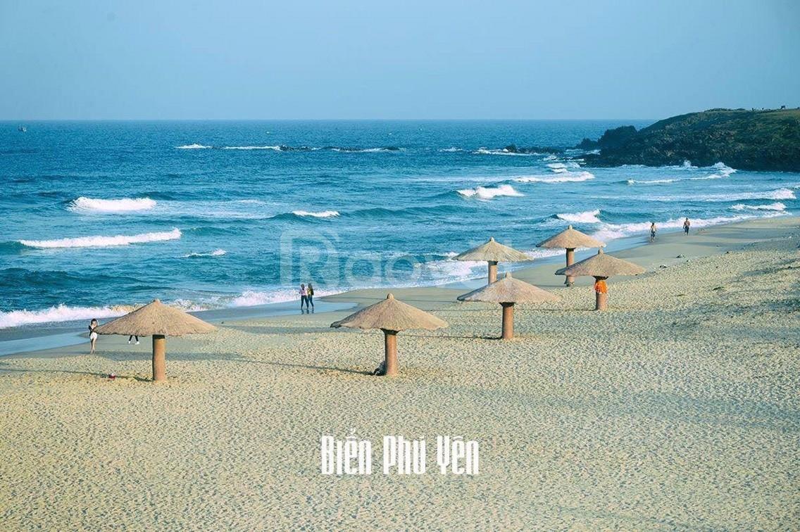Sỡ hữu ngay đất vàng biển Phú Yên