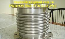 Dây cấp nước mềm inox-dây dẫn nước inox 304-khớp giãn nỡ.