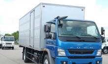 Giá xe tải 8 tấn, mistubishi Fuso canter 8 tấn, thùng dài 7m