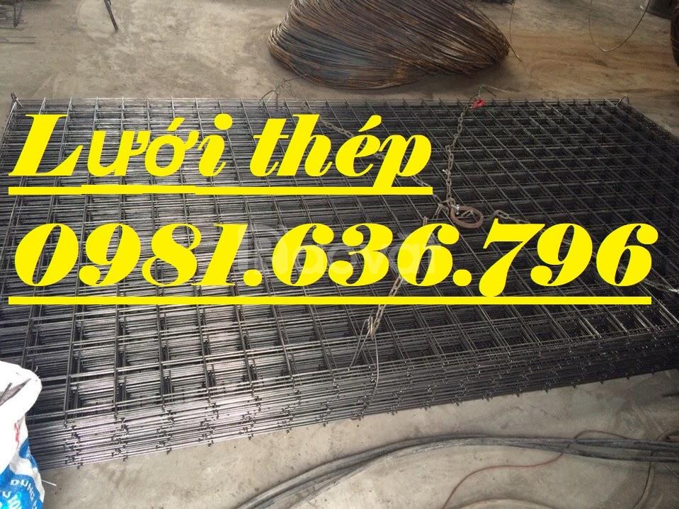 Nhà sản xuất lưới thép  hàn ,lưới thép hàn chập D3,4,5,6,7,8,9,10,12 .
