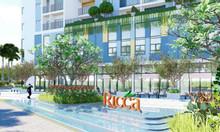 Chỉ 550trsh căn hộ ricca, 1+1 PN, view trọn sông, 15p đến quận 1