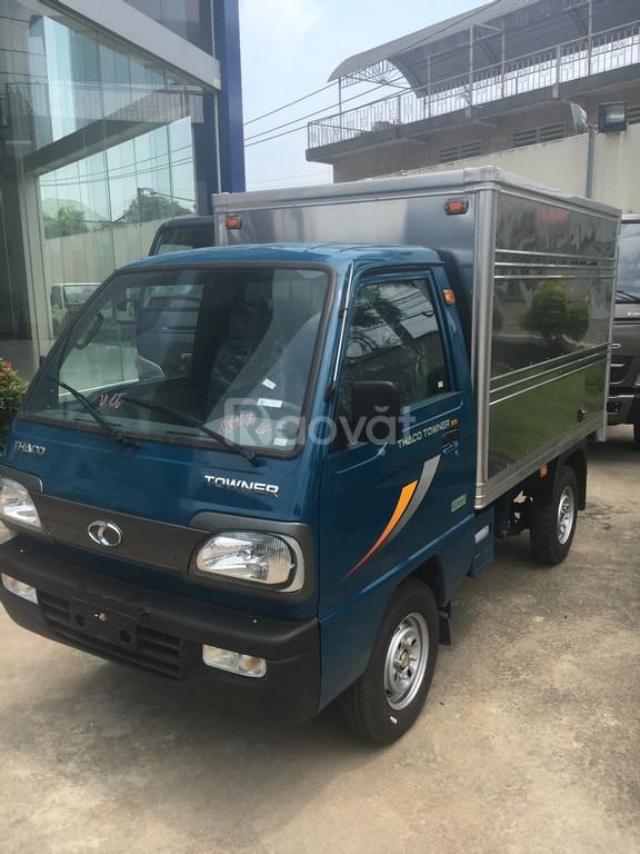 Giá xe 850 kg, xe thaco 1 tấn giá tốt, tải towner