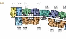 Bán cắt lỗ từ CĐT căn S5.05, 97m2, ban công ĐB, 3PN tại Sunshine City