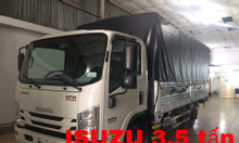 ISUZU 3T4 Giao xe ngay, KM trước bạ, máy lạnh, 200 lít dầu, 2 vỏ xe...