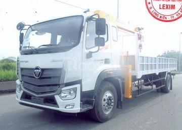 Xe tải 9 tấn giá tốt, auman C160 thùng dài 7m4