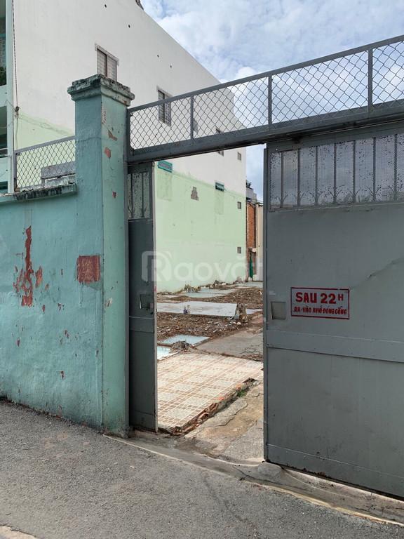 Bán nhà Hẻm Xe Hơi 8m đường Bùi Đình Túy, Phường 24-Bình Thạnh