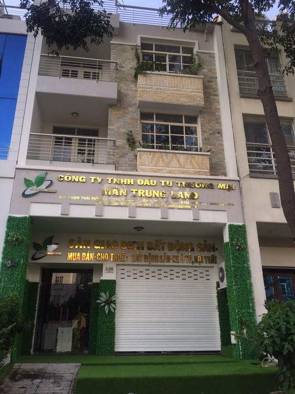 Nhà có thang máy mt đường Phạm Thái Bường, Phú Mỹ Hưng cần cho thuê