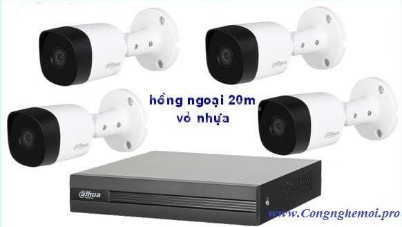 Miễn phí công lắp đặt camera quan sát tại Quy Nhơn
