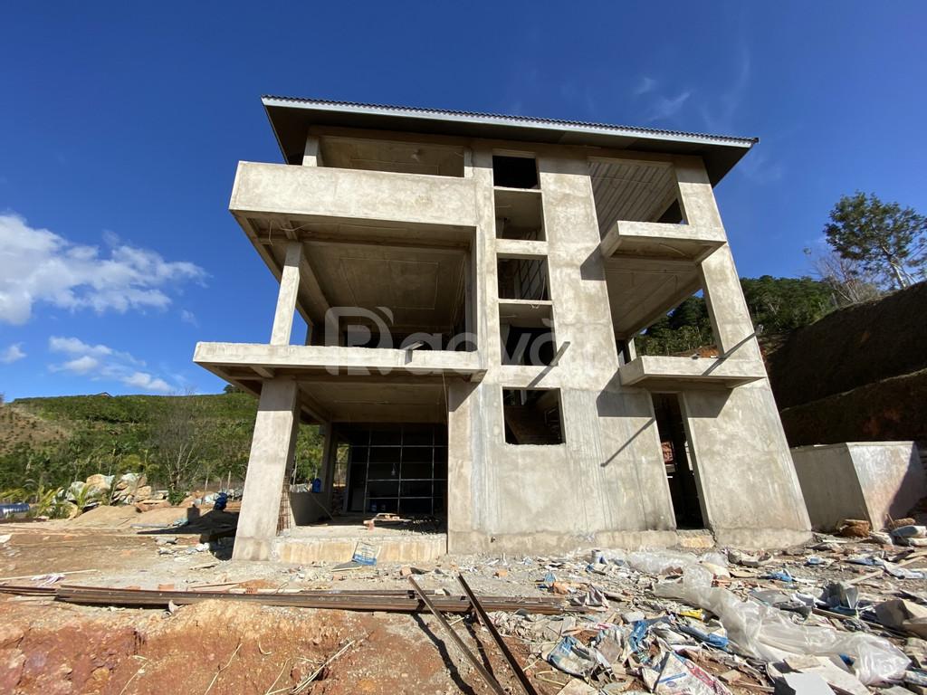 Cần bán đất nền biệt thự đẹp tại Lạc Dương Langbiang