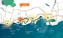 Tâm điểm đầu tư tại Phú Yên đất ở đô thị chỉ 568 tr/ nền