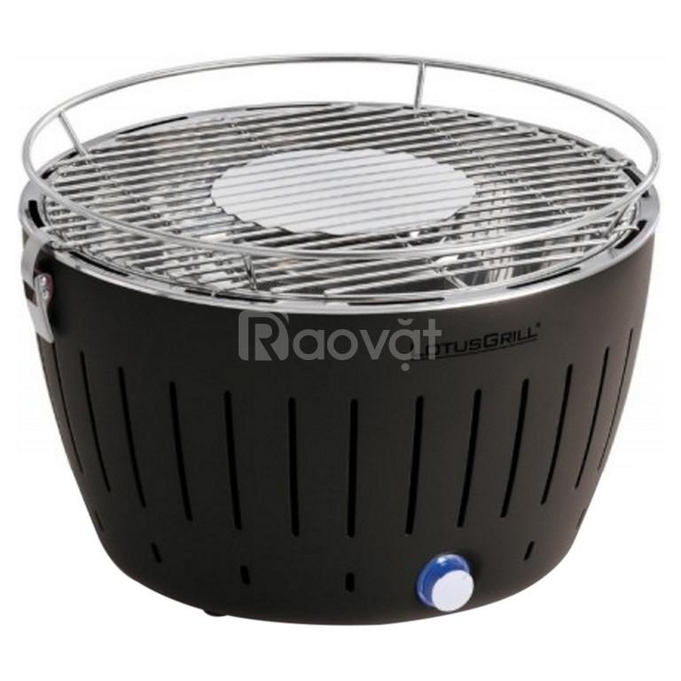 Bếp nướng  than hoa ko khói BN02,bếp nướng để bàn BN02