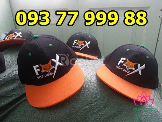 Xưởng sản xuất nón snapback, nón hiphop, in logo mũ nón giá rẻ hp5