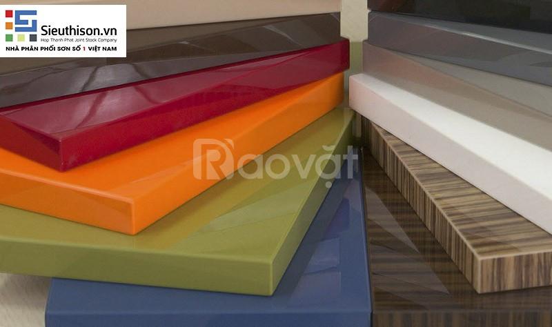 Nhận thi công sơn gỗ hệ nước cho các công trình trên toàn quốc