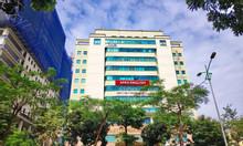 Cho thuê văn phòng 200 và 300m2 ở 14 Láng Hạ - Ba Đình - Hà Nội