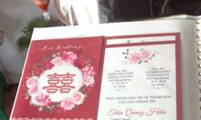 Thiệp cưới giá rẻ tại Trà Vinh