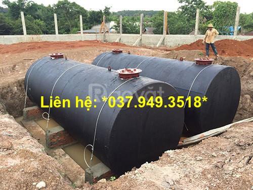 Bồn chứa nhiên liệu cho cây xăng, dầu