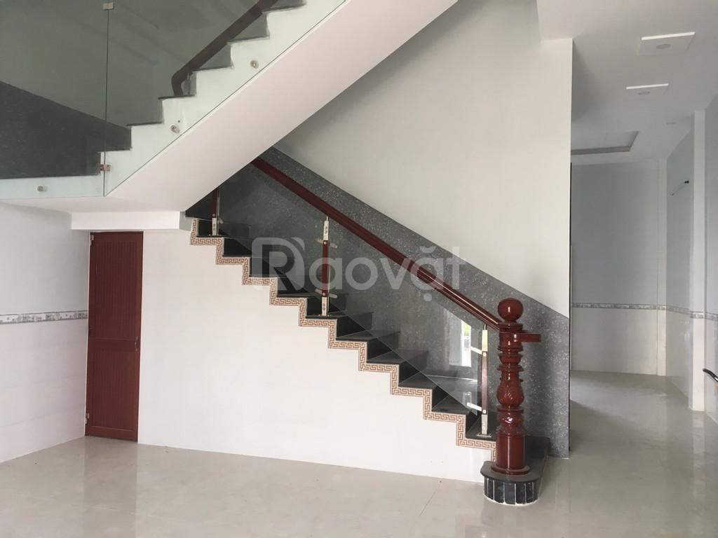 Tôi cần bán căn nhà phố KĐT Five Star Bình Chánh,SHR cách QL1A 2km
