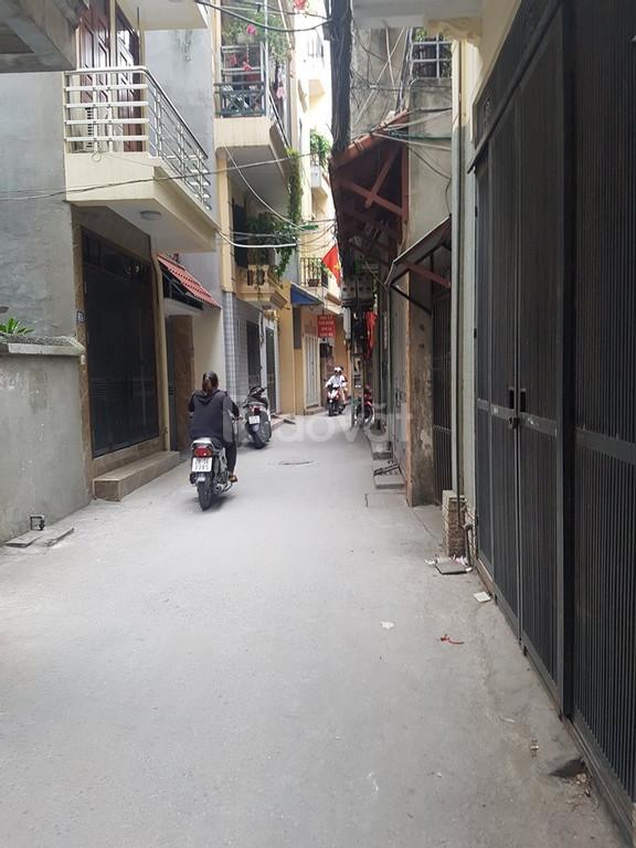Bán nhà lô góc Trung Liệt, Thái Hà, Tây Sơn, Đống Đa, 4 tầng, 3.4 tỷ