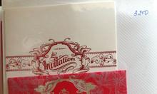 In ấn thiệp cưới đẹp tại Trà Vinh
