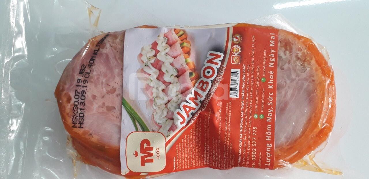 Dăm bông vuông kẹp bánh mì sanwich giao tận nơi các tỉnh