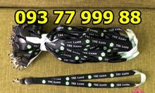 Xưởng sản xuất dây đeo thẻ, dây đeo thẻ nhân viên giá rẻ hp5