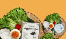 Bánh tráng mỏng cuốn bánh - Nét tinh hoa của ấm thực Việt