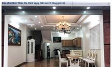 Bán nhà Khúc Thừa Dụ, Dịch Vọng nhà mới 5 tầng giá 4 tỷ