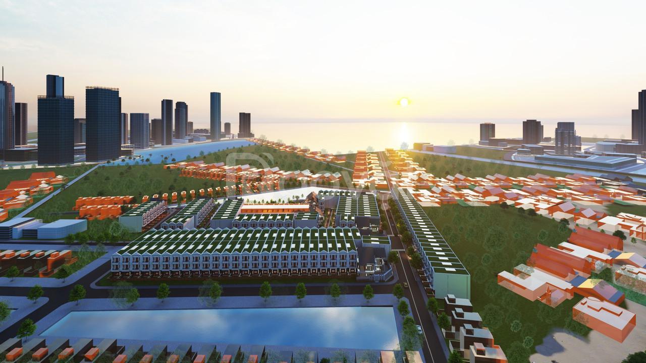Dự án Khu dân cư Chí Lành - Đất nền Trung tâm Phan Rang Tháp Chàm