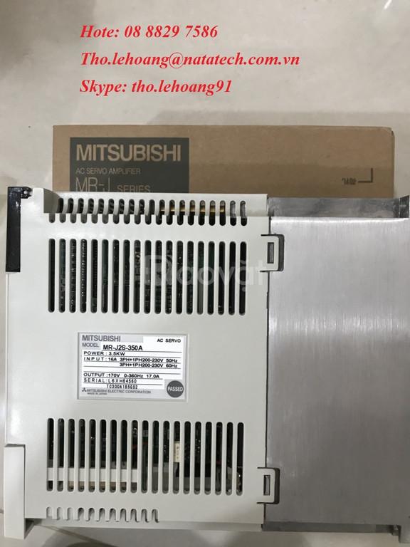 Bộ điều khiển Mitsubishi MR-J2S-350A - Công Ty TNHH Natatech