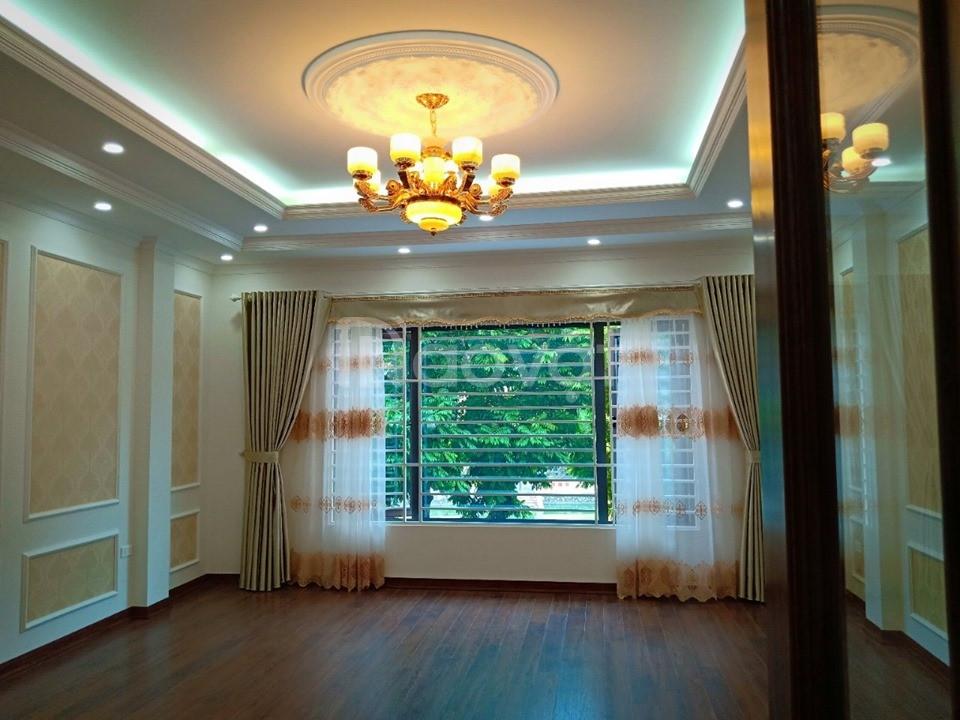Bán nhà phố Hoàng Văn Thái Thanh Xuân 86m, 6 tầng thang máy vỉa hè 3m kinh doanh sầm uất.
