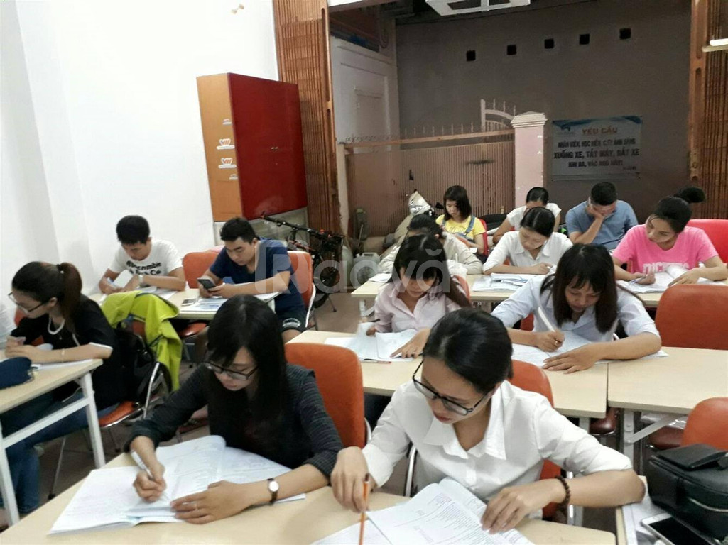 Trung tâm đào tạo Ánh Sáng tuyển sinh lớp Kế toán tổng hợp cấp tốc
