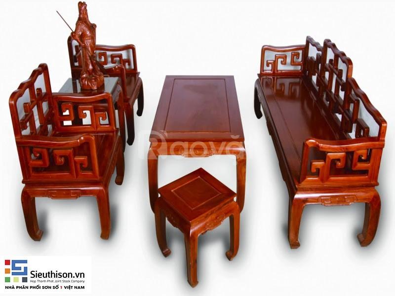 Cần thanh lý số lượng lớn sơn gỗ chính hãng chất lượng cao